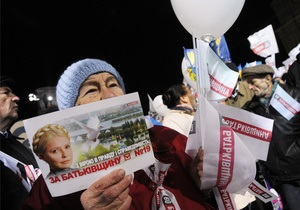 В Киеве на 8 из 13 округов лидирует Объединенная оппозиция