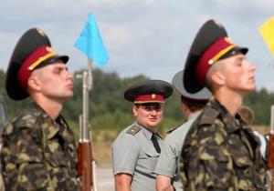 армия Украины - Минобороны - С 1 апреля в Вооруженных Силах Украины введут военно-идеологическую подготовку
