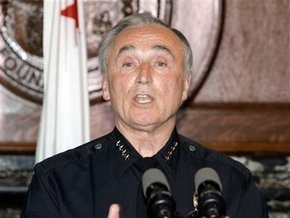 Шеф полиции Лос-Анджелеса уйдет в отставку