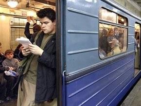 В России мужчина попал под поезд метро