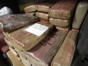 В Аденском заливе задержали торговое судно с десятью тоннами наркотиков на борту