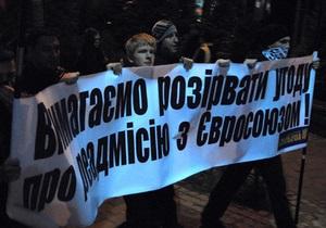 Сегодня вступило в действие соглашение между Украиной и ЕС о реадмиссии