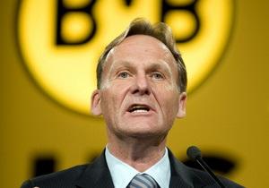 Дело Тимошенко: менеджер дортмундской Боруссии намерен бойкотировать Евро-2012 в Украине