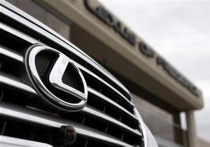 Автомобильные новости - Lexus признан лучшим автомобильным брендом