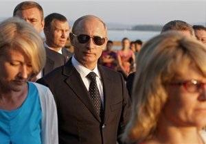 Путин проедет на Калине от Хабаровска до Читы