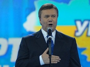 Янукович уверен, что карантин необходимо было объявлять по всей стране