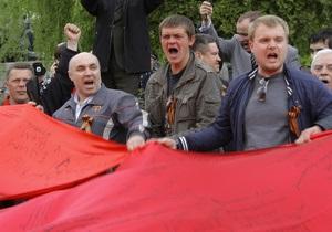 Cуд приостановил действие решения Львовского горсовета о запрете использования советской символики
