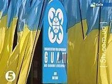 Саммит ГУАМ начал свою работу