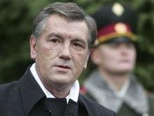 Ющенко недоволен уровнем боеспособности армии
