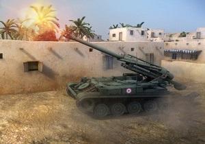 Белорусская милиция нашла украденный виртуальный танк