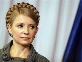Тимошенко проведет консультации по стабилизации ситуации в Украине