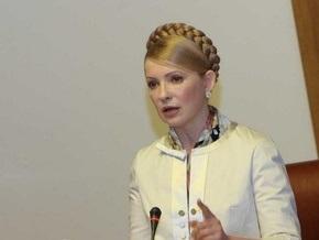 Ляпина: Тимошенко от предпринимателей защищают военизированные фашисты
