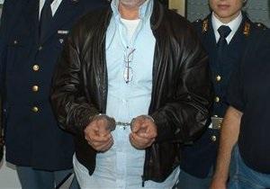 Из Италии экстрадировали украинца, которого разыскивал Интерпол
