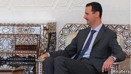 Башар Асад грозит Западу  землетрясением