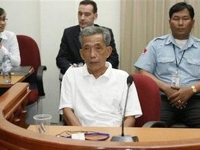 Начальник концлагеря красных кхмеров признал себя виновным в убийстве 15 тыс. человек