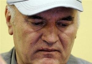 Семья Младича получит 50 тыс евро его пенсии