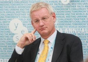 Карл Бильдт: Украина движется ни к ЕС, ни к России, а катится вниз