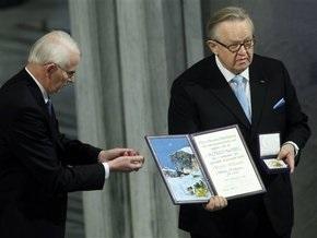 В Осло и Стокгольме начались вручения Нобелевских премий