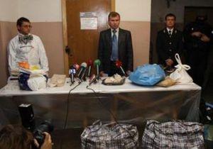 Сегодня на киевском заводе Энергия СБУ уничтожила почти 300 кг наркотиков