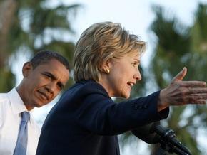 The Times: Обаме не стоит назначать Клинтон госсекретарем: потом он не сможет ее уволить