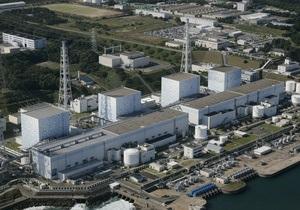 В здании японской АЭС обнаружили повышение уровня радиации