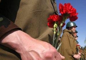 Киевские власти утвердили программу празднования Дня Победы