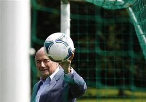 Suddeutsche Zeitung: FIFA - болото, которое не осушить
