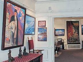 В Нью-Йорке ограблен музей Николая Рериха