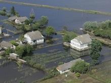 В западных областях объявлено штормовое предупреждение