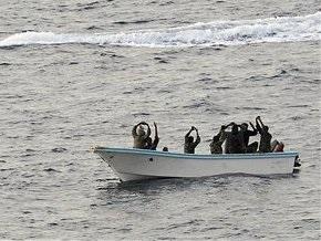Пираты захватили тайский корабль