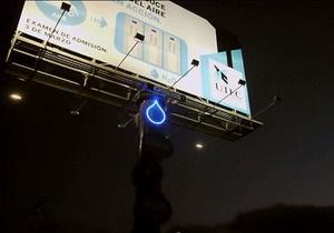 В Перу появились рекламные щиты, которые вырабатывают питьевую воду