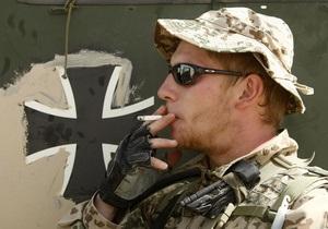 США раскритиковали немецких военных за излишнюю осторожность в Афганистане
