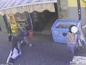 Итальянская полиция обнародовала видеозапись убийства неаполитанского мафиози