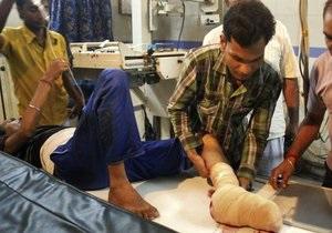 Землетрясение в Индии: 12 погибших