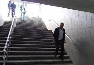 В Днепропетровске открыли подземные переходы стоимостью почти 10 млн грн каждый