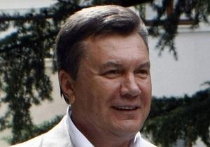 Янукович считает киевское метро одним из самых уютных в мире