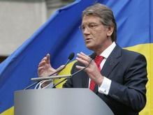 Гриценко: У Ющенко нет будущего