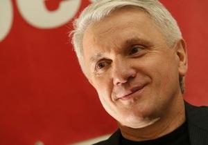 Литвин отбыл в Россию