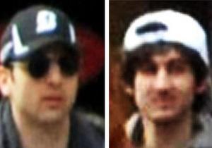 Фотогалерея: Русский след? Снимки подозреваемых в бостонском теракте