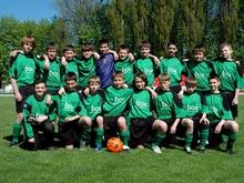 qBox - титульный спонсор футбольной команды  «Евробис»