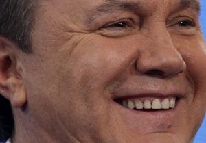 Януковича поздравили лидеры еще шести государств
