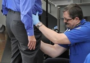 Американцы готовятся устроить акцию протеста против процедуры сканирования в аэропортах