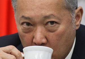 СМИ: Интерпол отказался помогать властям Кыргызстана в розыске Бакиева