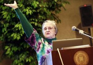 В США скончалась первая женщина-лауреат Нобелевской премии по экономике
