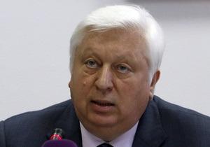 Пшонка вновь заявляет о многочисленных вопросах к Тимошенко по делу Щербаня