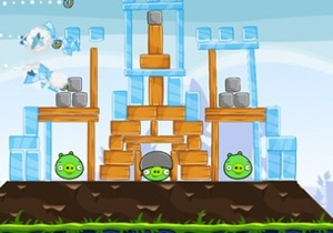 Количество загрузок Angry Birds перевалило за полмиллиарда