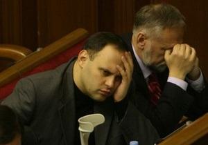 Каськив заверил, что не будет вступать ни в коалицию, ни в ПР