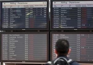 Авиаперевозчик: Воздушное пространство Германии закрыли по ошибке