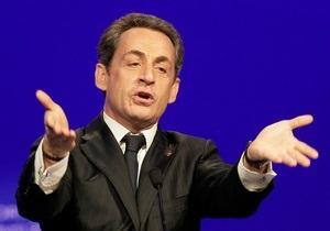 Саркози подаст в суд на СМИ, распространившие информацию о его связях с Каддафи