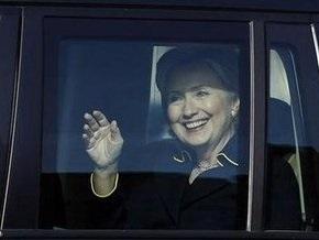 Клинтон встретится в Москве с Лавровым и Медведевым